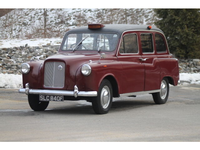 1967 london taxi cab used austin other for sale in methuen massachusetts search. Black Bedroom Furniture Sets. Home Design Ideas