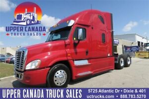2013 Freightliner Cascadia Engine and DPF Warranty