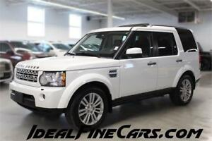 2013 Land Rover LR4 V8 NAV/7PASS/BACK-UP CAMERA!