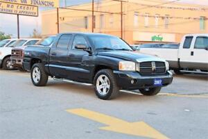 2007 Dodge Dakota SLT 4X4|4.7L|Running Board|Certified|2 Year W