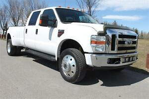 2008 Ford F450 Dually Diesel Fully Deleted & Updated *MINT*