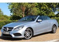 2014/63 Mercedes-Benz E350 3.0CDI ( 248bhp ) BlueTEC 7G-Tronic Plus AMG Sport