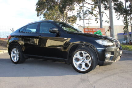 2008 BMW X6 Coupe Bundoora Banyule Area Preview