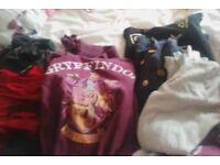 Job lot of womens clothing