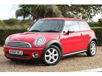 2008 Mini One 1.4 RED ROOF / CHROME CAPS ~ IDEAL FIRST CAR