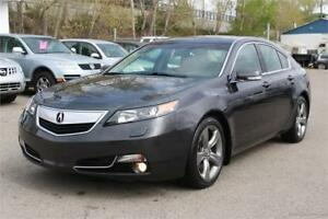 2013 Acura TL w/Tech Pkg All Wheel Drive