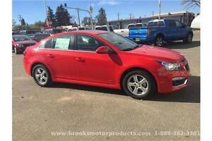 2016 Chevrolet Cruze Limited LT **OVER STOCKED BLOW OUT SALE