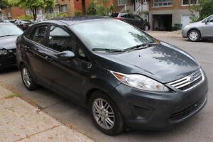 Ford fiesta SE  2011 Vente rapide par procuration pour personne
