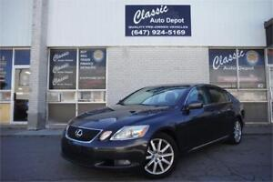 2007 Lexus GS 350**NAV**LEATHER**CAM**PRICED TO SELL