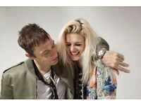 4 x Tickets for The Kills (30th May, O2 Shepherd's Bush)