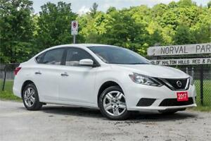 2017 Nissan Sentra SV/ CarLoan for Any Credit