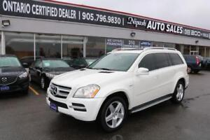 2011 Mercedes-Benz GL 350 BlueTEC NAVI,CAMERA,7-PASSENGERS