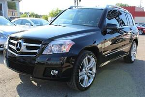 2011 MERCEDES GLK350 4MATIC,TOIT PANORAMIC,A/C DOUBLE, MAGS 20''