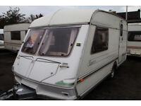 ABI Jubilee Equiry 1993 2 Berth Caravan £1800