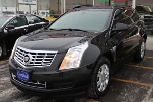 2013 Cadillac SRX Leather Collection 3.6 AWD 1-OWNER ONTARIO CAR