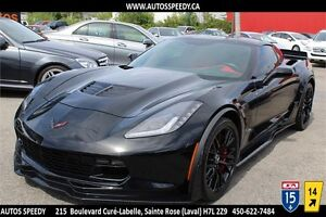 2015 CHEVROLET CORVETTE Z06 (Z07 PACK) 17.473 KM CLEAN CARPROOF