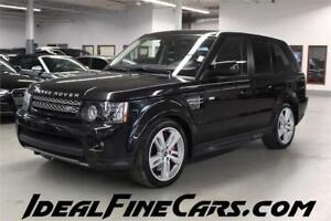 2013 Land Rover Range Rover Sport Supercharged/NAV/SPORT/PUSH ST