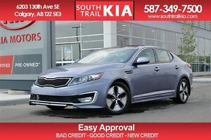 2012 Kia Optima Hybrid LUXURY LEATHER SUNROOF