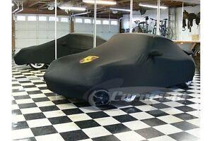 Porsche-993-Turbo-Black-Car-Cover-Autoschutzdecke-Housse-bache-auto