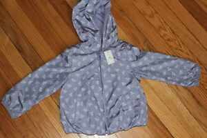 Baby GAP Spring Coat - 3 yrs (NEW with tags)