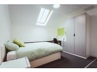 Student accommodation available at Tudor Studios, Leicester - Studio - 20 to 24 sq metres