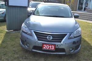 2013 Nissan Sentra SV/NAVIGATION/BACKUP CAMERA