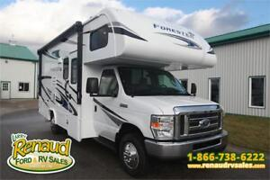 New 2019 Forest River Forester 2251 SLE Motorhome