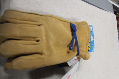 Wells Lamont Leather Hydra Hyde 3m Thinsulate Insulated Gloves Large 1194l