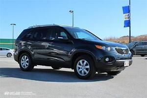 2012 Kia Sorento LX! HEATED SEATS! Great shape!