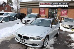 2013 BMW 3 Series 328i xDrive ACCIDENT FREE & YOU ARE APPROVED!