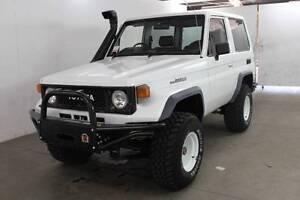 1985 Toyota LandCruiser, V8, MANUAL, REGO, RWC, SERVICE HISTORY Greenslopes Brisbane South West Preview