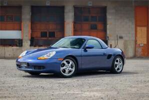 1998 Porsche Boxster - MANUAL - IMMACULATE - RARE