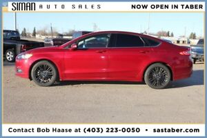 2014 Ford Fusion SE // NAVIGATION // APPEARANCE PACKAGE