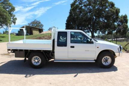 2000 TF Holden Rodeo 2.8TD Space Cab 4x4 Ute
