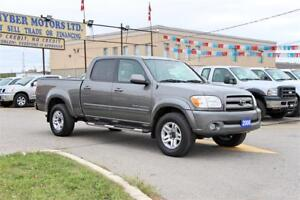 2006 Toyota Tundra Limitied|4X4|ONE OWNER||Certified|2 Year W
