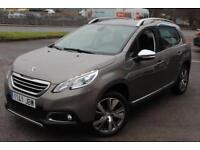LHD 2014 Peugeot 2008 1.6HDI 90BHP Active SPANISH REGISTERED