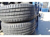 Tyres on Sale, Good Quality Part Worn 235/50/18, 60,255/265,205/55/16, 225/45/17,235/35/19,295/35/21