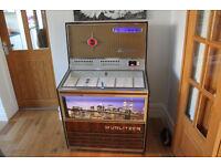 WURLITZER jukebox/juke box very good condition 1971 model
