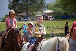 Pony Rides at your Event or Party