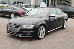 2013 Audi S4 Auto|NAVIGATION|NO ACCIDENT|ONTARIO VEHICLE