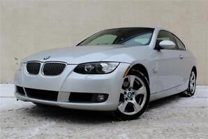 2009 BMW 328i xDrive | CERTIFIED | AWD | COUPE | AUTO | LOW KM |
