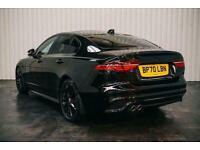 2021 Jaguar XE DIESEL SALOON 2.0 D200 R-Dynamic Black 4dr Auto Saloon Diesel Aut