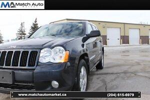 *Safetied* 2008 Jeep Grand Cherokee Laredo*Diesel**Cmmd Strt*4WD