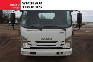 HEAVY DUTY ISUZU NRR DIESEL CAB AND CHASSIS