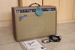 REDUCED PRICES Feder Deluxe Reverb, Pedals, Power Supply