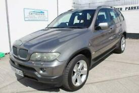 image for 2005 BMW X5 3.0d Sport Auto 4WD 5dr SUV Diesel Automatic