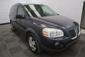 SOLD! SOLD! 2008 Pontiac Montana SV6 w/1SA Local Van!