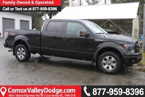 2014 Ford F-150 FX4 LOCAL, ONE OWNER, LOW KILOMETER, KEYLESS...