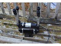 Showermate Eco Shower Pump 1.5 Bar