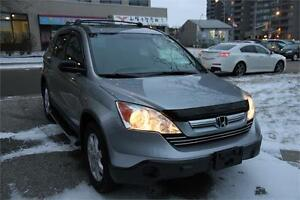 2007 Honda CRV EX *SUNROOF+MAG WHEELS+STEP BAR*